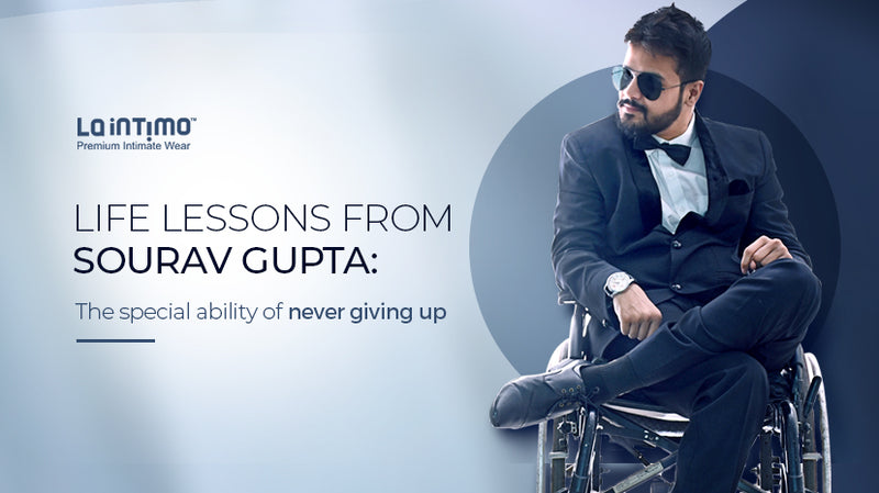 Life lessons from Sourav Gupta