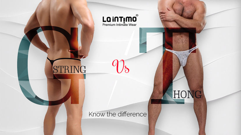 G String vs thong: Know the difference