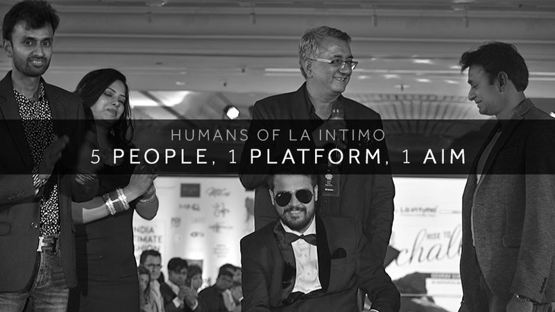 Humans of La Intimo: 5 people, 1 platform, 1 aim
