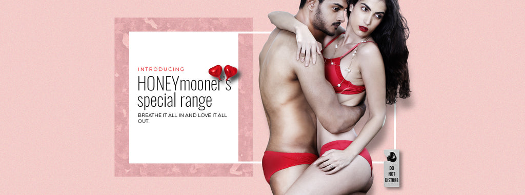 La intimo Honeymoon special