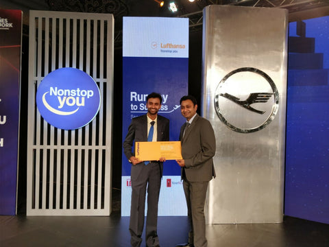 LaIntimo bags Viewers' Choice Award at Lufthansa Runway To Success Season 5