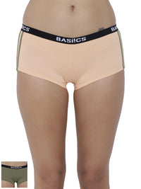 Alegria Joy Boyshorts Panty (Combo Pack of 2)