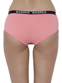 BASIICS Female Maroon Picante Spicy  Hipster Panty