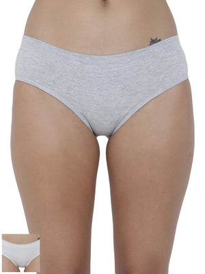 Coqueto Flirty Hipster Panty (Combo Pack of 2)