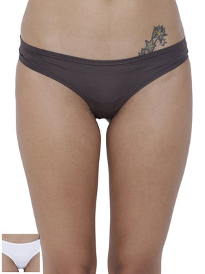 Amor Love Semi seamless Panty (Combo Pack of 2)