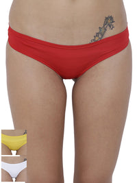 Amor Love Semi seamless Panty (Combo Pack of 3)