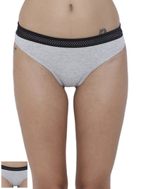 Bonita Pretty Thong Panty (Combo Pack of 2)