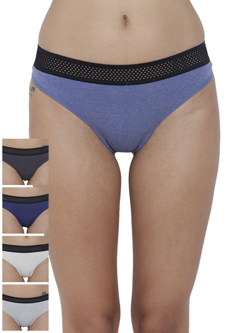 Bonita Pretty Thong Panty (Combo Pack of 5)