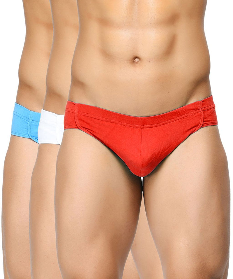 Breatheable Chic Briefs (Pack of 3)