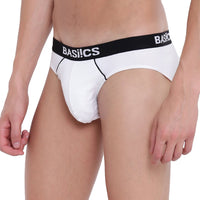 BASIICS, BASIICS by La Intimo, Male, Men, Hot Shot Brief Basiics by La Intimo, Brief, BCSBR11WE0
