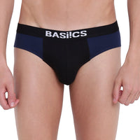 BASIICS, BASIICS by La Intimo, Male, Men, Urbane Lad Brief Basiics by La Intimo, Brief, BCSBR12NB0