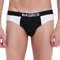 BASIICS, BASIICS by La Intimo, Male, Men, Urbane Lad Brief Basiics by La Intimo, Brief, BCSBR12WE0