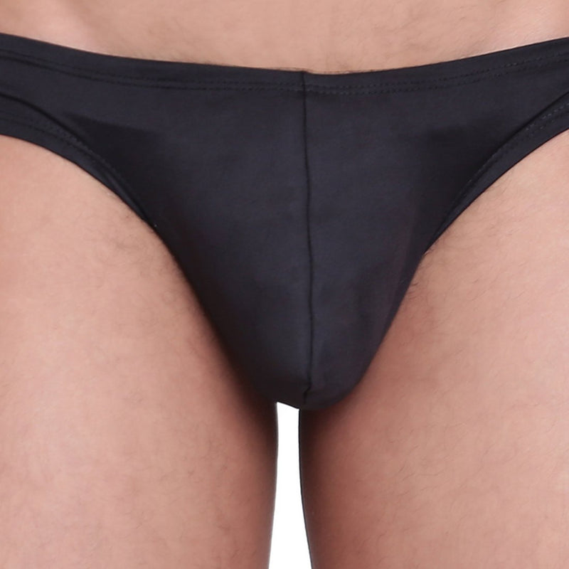 BASIICS, BASIICS by La Intimo, Male, Men, Magic Flash thong Basiics by La Intimo, Thong, BCSSS02BK0