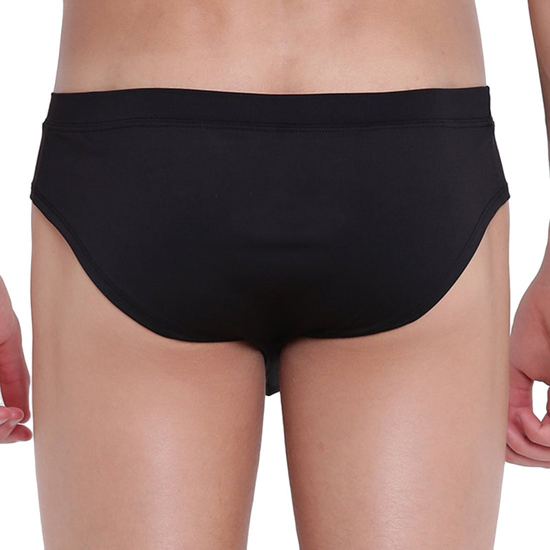 BASIICS, BASIICS by La Intimo, Male, Men, Fanboy Style Brief Basiics by La Intimo, Brief, BCSSS03BK0