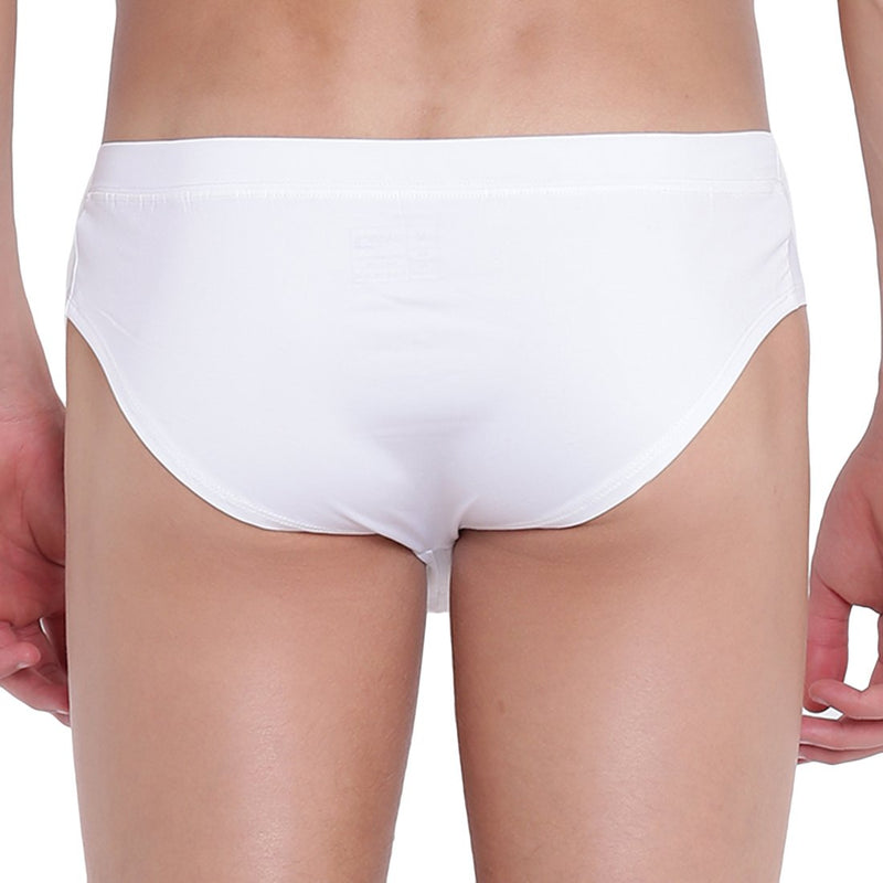 Basiics, BASIICS by La Intimo, Male, Men, Fanboy Style Brief Basiics by La Intimo (Pack of 3), Brief, BCSSS03C5550