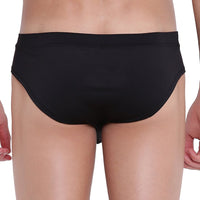 Basiics, BASIICS by La Intimo, Male, Men, Fanboy Style Brief Basiics by La Intimo (Pack of 7), Brief, BCSSS03G0MC0