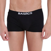 BASIICS, BASIICS by La Intimo, Male, Men, Hot Hunk Trunk Basiics by La Intimo, Trunk, BCSTR04BK0