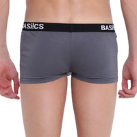 Basiics, BASIICS by La Intimo, Male, Men, Hot Hunk Trunk Basiics by La Intimo (Pack of 3), Trunk, BCSTR04C57A0