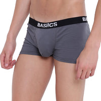 BASIICS, BASIICS by La Intimo, Male, Men, Hot Hunk Trunk Basiics by La Intimo, Trunk, BCSTR04SG0