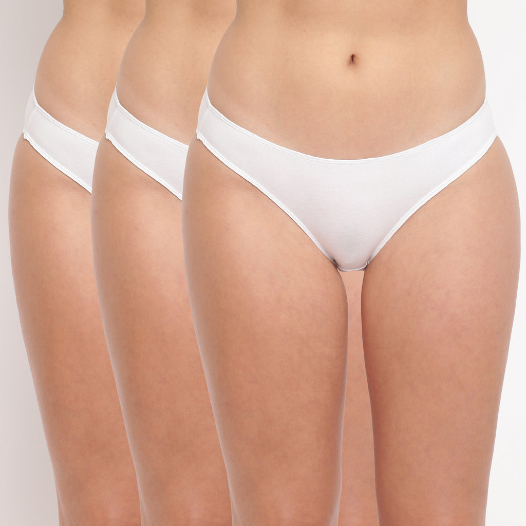 Grace Well Bikini Brief (Combo Pack of 3)