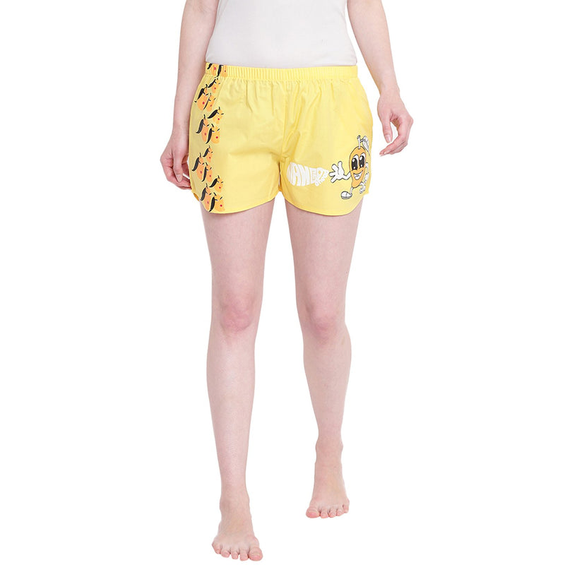 Juicy Mango Boxer Shorts