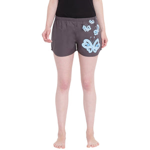 Butterfly Heart Boxer Shorts