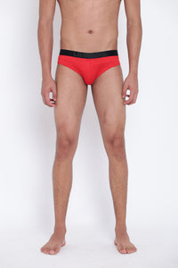 La Intimo, Male, Plush Blush LaIntimo Brief, Men, LIBR001RD0_XL, LIBR001RD0