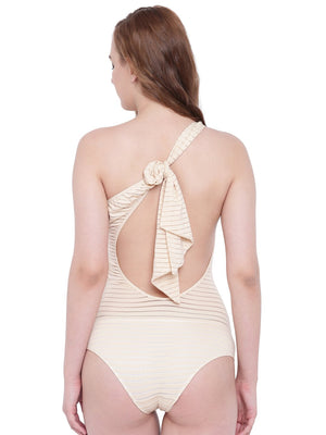 La Intimo Skin Female SummerSass Monokini Resort/Beach Wear Polyester Spandex Swimwear