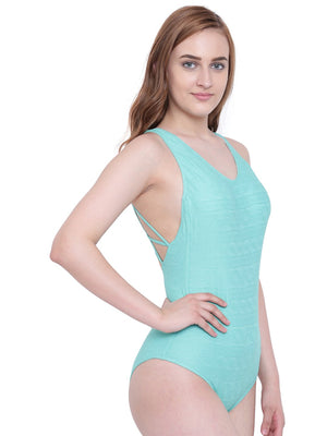 La Intimo Florida Keys Female Coast Monokini Resort/Beach Wear Polyester Spandex Swimwear