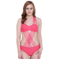 La Intimo Flirty Shower Monokini Resort/Beach Wear