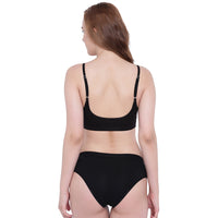 Black Mermaid Bikini Resort/Beach Wear