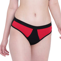 La Intimo Black Mermaid Panty