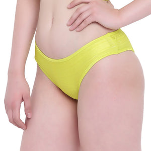 La Intimo, Female, La Intimo Ruffle Buffle Panty Resort Beach Wear, Panty, LIFPY007LP0_XL