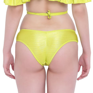 La Intimo, Female, La Intimo Ruffle Buffle Panty Resort Beach Wear, Panty, LIFPY007LP0_M
