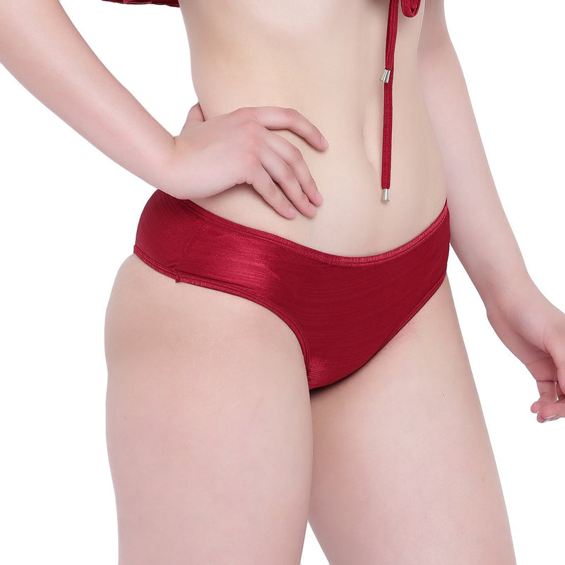 La Intimo, Female, La Intimo Ruffle Buffle Panty Resort Beach Wear, Panty, LIFPY007MN0_M