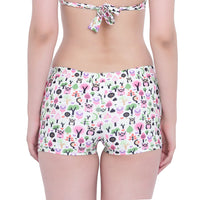 La Intimo, Female, La Intimo Punk Life Shorts Resort Beach Wear, Panty, LIFPY011ZE0_S