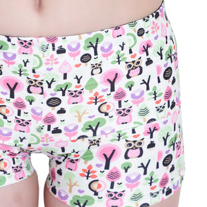 La Intimo, Female, La Intimo Punk Life Shorts Resort Beach Wear, Panty, LIFPY011ZE0_M