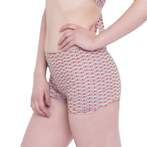 La Intimo, Female, La Intimo Punk Life Shorts Resort Beach Wear, Panty, LIFPY011ZF0_M