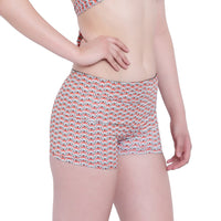 La Intimo, Female, La Intimo Punk Life Shorts Resort Beach Wear, Panty, LIFPY011ZF0_S