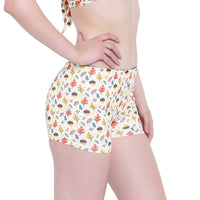 La Intimo, Female, La Intimo Punk Life Shorts Resort Beach Wear, Panty, LIFPY011ZG0_S