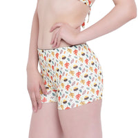 La Intimo, Female, La Intimo Punk Life Shorts Resort Beach Wear, Panty, LIFPY011ZG0_M
