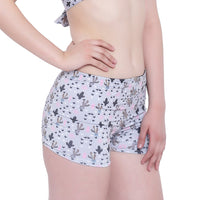 La Intimo, Female, La Intimo Punk Life Shorts Resort Beach Wear, Panty, LIFPY011ZH0_S