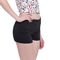 La Intimo, Female, La Intimo Fash Melange Shorts Resort Beach Wear, Panty, LIFPY012ZE0_L