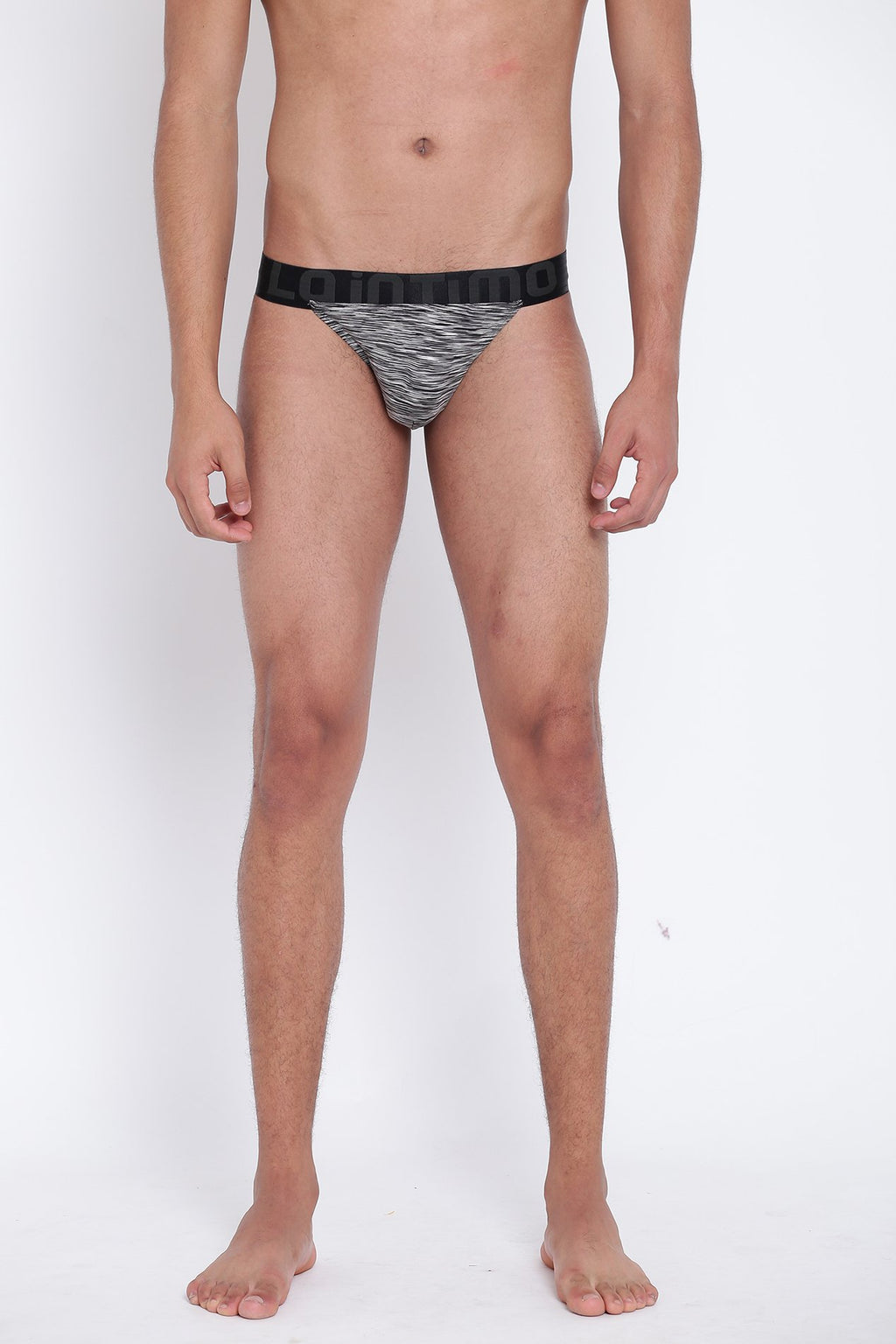 La Intimo, Male, Strip Grip LaIntimo Jock, Men, LIJO022GY0_XL, LIJO022GY0