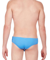 La Intimo Blue Men Regular Nylon Spandex Briefs