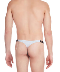 La Intimo Pink Men Minimizer Stylish Designer Cotton Spandex Thongs