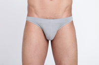 La Intimo, Male, Thigh High LaIntimo Thong, Men, LITH031GY0_XL, LITH031GY0