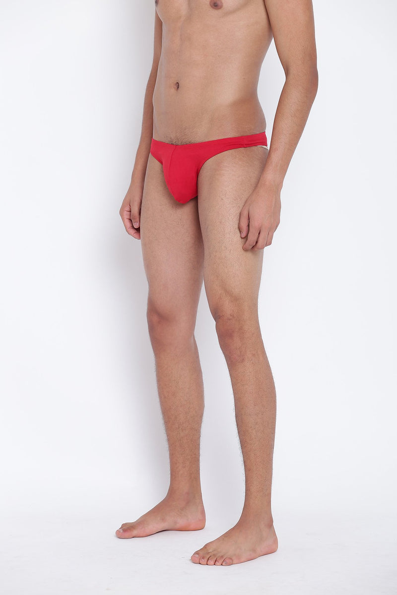 La Intimo, Male, Thigh High LaIntimo Thong, Men, LITH031RD0_XL, LITH031RD0