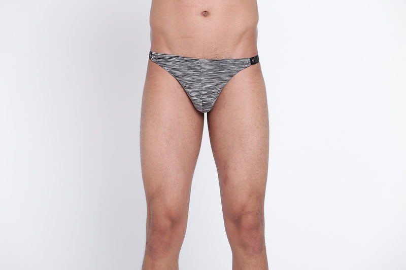 La Intimo, Male, Kink Blink LaIntimo Thong, Men, LITH033GY0_L, LITH033GY0