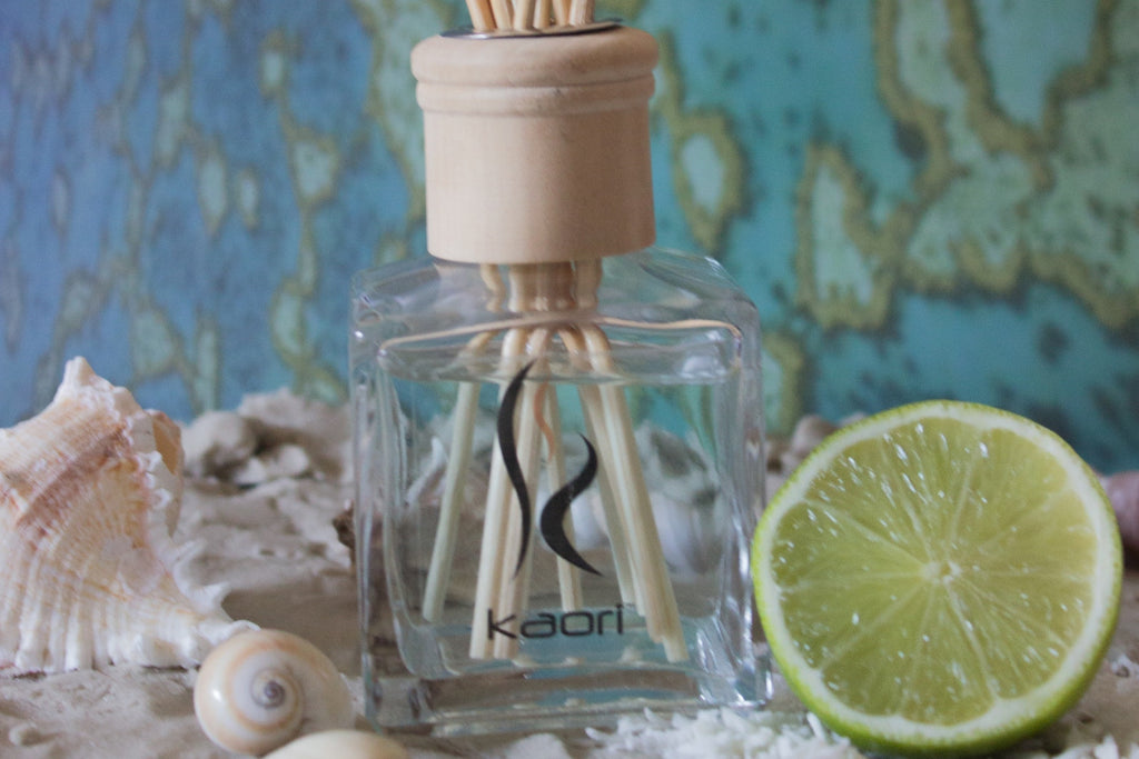 Kaori Australia The Whitsundays Reed Diffuser